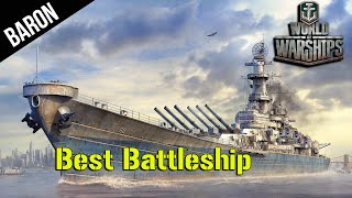 getlinkyoutube.com-World of Warships Iowa - BEST Battleship!  Iowa Tier 9 US Battleship