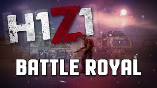 getlinkyoutube.com-H1Z1 Battle Royale With Speedy (1st Place Win!!!)
