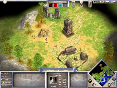 Etz Play : Age of Mythology Osa 1