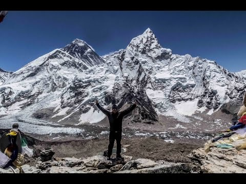 Trekking in Nepal from Jiri to Everest Base Camp in May 2012 (HD720p - Gopro Hero 2 + Canon Eos 60D)