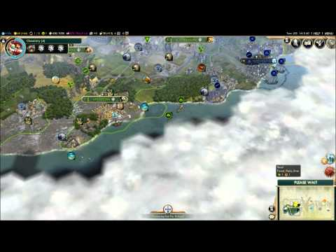 Let's Play Civ5 | Deity | Arabia (Empire of Scott) Part 12
