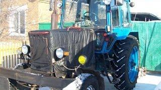 getlinkyoutube.com-#479. Tractor MTZ Tuning [RUSSIAN CARS]