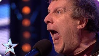 Get ready for some serious belly laughs with Noel James! | Auditions | BGT 2018