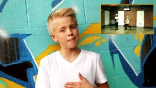 getlinkyoutube.com-Chris Brown - Love More ft. Nicki Minaj (Dance More) Carson Lueders ft. Jordyn Jones