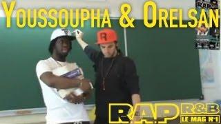 Youssoupha & Orelsan - Making Of Couverture R.a.p. R&b