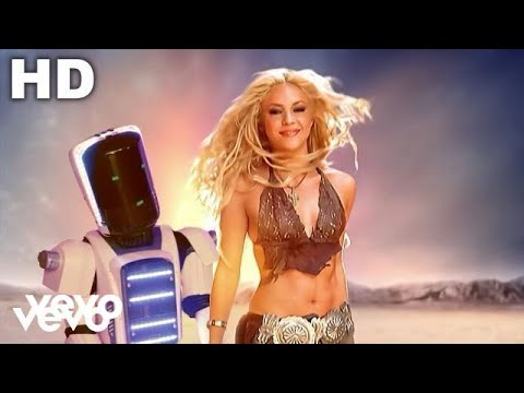 Shakira - Whenever wherever