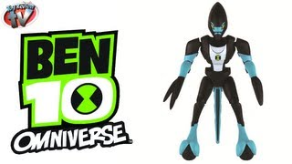 getlinkyoutube.com-Ben 10 Omniverse Omni-Kit XLR8 Action Figure Unboxing by Toy Review TV