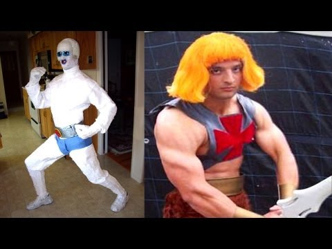 25 Worst Halloween Costumes Ever!