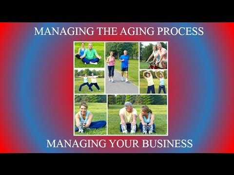 Anti-Aging, The Ageless Solution