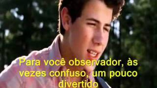 getlinkyoutube.com-Nick Jonas-Introducing me - Camp Rock 2 (Legendado)