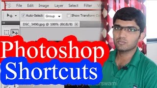 getlinkyoutube.com-Photoshop shortcuts Easy to find and Remember