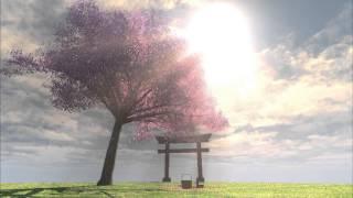 getlinkyoutube.com-Falling Sakura Petals [Chill out] / The picnic