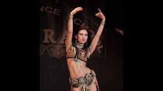getlinkyoutube.com-Sexy unique oriental belly dance - Goddes Ishtar - Amira Abdi