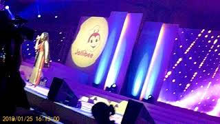 Sarah Geronimo - I'll Be There (PICC - JOLLIBEE EVENT)