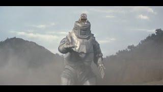getlinkyoutube.com-THE SECOND HEAD Spacegodzilla vs. Mechagodzilla 2