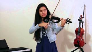 getlinkyoutube.com-Stitches - Shawn Mendes (Violin Cover by Kimberly McDonough)