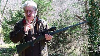 la carabine Remington 700 VTR cal 243 winchester