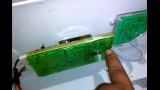 getlinkyoutube.com-Lavadora LTE12 bate só para um lado, trocar a placa