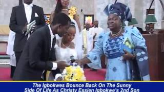 getlinkyoutube.com-CHRISTY ESSIEN IGBOKWE'S SON WEDS IN LAGOS