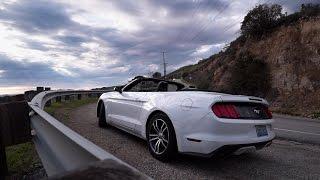 Ford Mustang Cabrio: MX-5 Killer oder nur cooler Mietwagen?