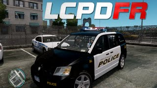 getlinkyoutube.com-GTA IV : LCPDFR 1.0 - Liberty City Police Patrol