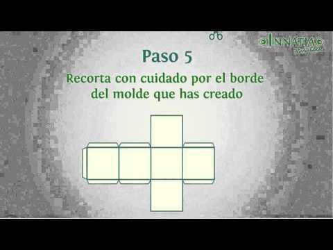 YouTube | Cómo Hacer Figuras Geométricas: 5 Formas Tridimensionales ...