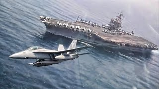 getlinkyoutube.com-F/A-18 Super Hornet Hi-Speed Low-Level Maneuvers • Cockpit View