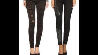 getlinkyoutube.com-TIPS como escoger un jeans segun tus piernas | elblogdelafeña