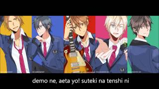 getlinkyoutube.com-Tenshi Ni Fureta Yo! Male Version With Lyrics
