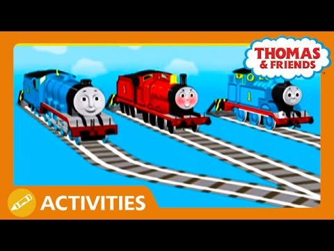 Thomas And Friends: What's Wrong With The Engines? Play Alon