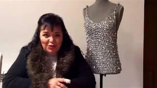 getlinkyoutube.com-TEJIDA BLUSA XANADÚ - Crochet fácil y rápido - Yo Tejo con LAURA CEPEDA
