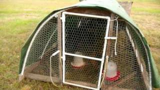 getlinkyoutube.com-How I Built Our Chicken Tractor
