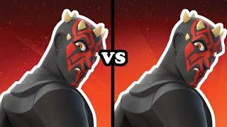 getlinkyoutube.com-Disney Infinity 3.0 - Darth Maul VS Darth Maul