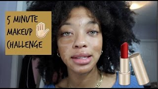 getlinkyoutube.com-Make-up in 5 Minutes!