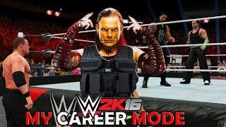 getlinkyoutube.com-JEFF HARDY JOINS THE SHIELD! - WWE 2K16 My Career Mode (Ep. 91)