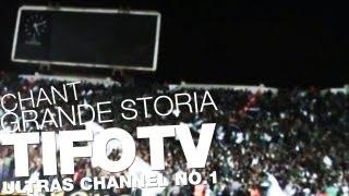getlinkyoutube.com-CURVA SUD MAGANA. .. CHANT 'GRANDE STORIA' - Ultras Channel No.1