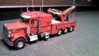 getlinkyoutube.com-RC Heavy Wrecker Tow Truck Restoration