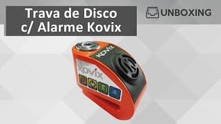 getlinkyoutube.com-Unboxing & Review - Trava de Disco com Alarme Kovix (Trava para Moto)