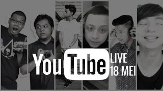 getlinkyoutube.com-Hangout Bareng YouTubers #3 - YouTube Gamers Indonesia