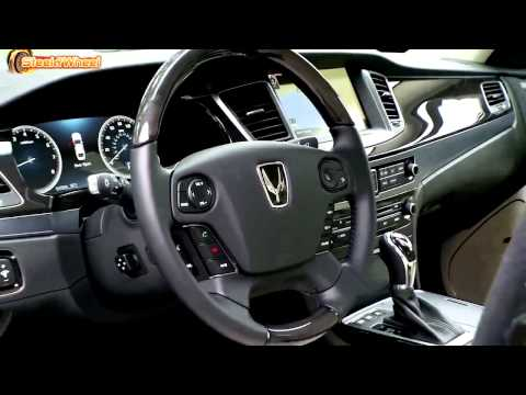 Обзор НОВОГО Хюндай | New 2015 Hyundai Equus - Design