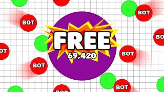 getlinkyoutube.com-Agar.io ★ How to get FREE bots/minions!!!!! ★