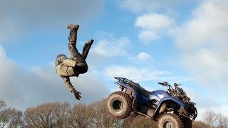 getlinkyoutube.com-Worst quad crashes atv fails compilation 2015 #1
