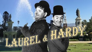 A Visit to Laurel and Hardy and Other Famous Graves