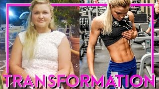 getlinkyoutube.com-Mein Weg in ein neues Leben - Fitness Motivation - Sophia Thiel
