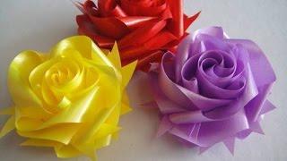 getlinkyoutube.com-สอนพับเหรียญโปรยทานดอกกุหลาบ