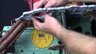 getlinkyoutube.com-TMNT Secret Sewer Lair Playset Instructional Video