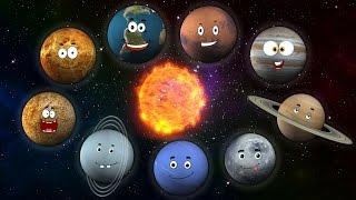getlinkyoutube.com-Песня про планеты | Planet Song