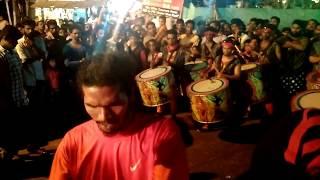 getlinkyoutube.com-African Style Nasik Dhol with Super Dance in Kerala 2016