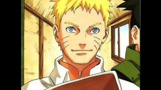 getlinkyoutube.com-Naruto Uzumaki the Seventh Hokage - Manga Epilogue (1999 - 2014)