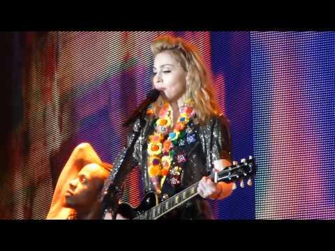 Madonna - I'm a Sinner - MDNA Tour - Berlin 30.06.2012